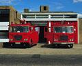タイトル:消防車
