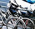 タイトル:自転車
