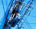 タイトル:電線