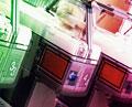タイトル:自動改札機