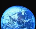 タイトル:宇宙から見た地球