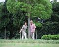 タイトル:老夫婦
