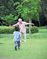 タイトル:祖父と孫
