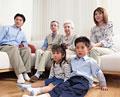 タイトル:三世代家族