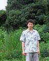 タイトル:若い男性
