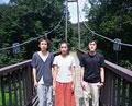 タイトル:3人の若者