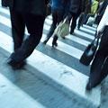タイトル:通勤イメージ
