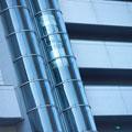 タイトル:高層ビル