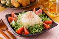 タイトル:大根サラダ