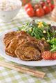 タイトル:豚の生姜焼き