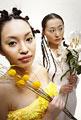 タイトル:女性イメージ