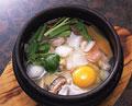 タイトル:シーフード粥