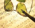 タイトル:楽譜