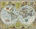 タイトル:世界地図