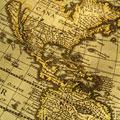 タイトル:古地図イメージ