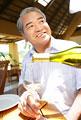 タイトル:ワインと男性