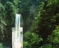 タイトル:森林と飲料水(CG)