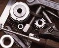タイトル:部品と工具