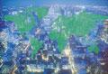 タイトル:摩天楼イメージ(CG合成)