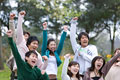 タイトル:若者グループ