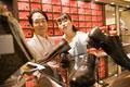 タイトル:革靴を選ぶ夫婦