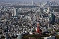 タイトル:東京タワー周辺