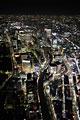 タイトル:東京駅の夜景