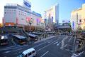 タイトル:渋谷駅南口駅前周辺