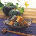 タイトル:カボチャの煮物