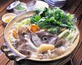 タイトル:鯛ちり鍋