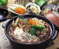 タイトル:牡蠣の土手鍋