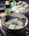 タイトル:湯豆腐タラ鍋