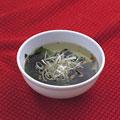 タイトル:ワカメスープ