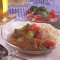 タイトル:野菜カレー