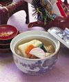 タイトル:関東風雑煮