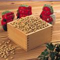 タイトル:節分の豆