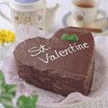 タイトル:バレンタインチョコ