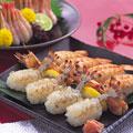 タイトル:エビ寿司