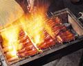 タイトル:ウナギの蒲焼き