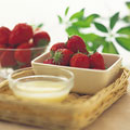 タイトル:イチゴと練乳
