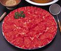 タイトル:牛肉のモモ肉しゃぶしゃぶ用