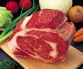 タイトル:すき焼き用の牛肉ブロックロース