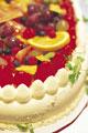 タイトル:ウェディングケーキ