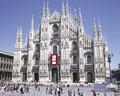 タイトル:ミラノのドゥオモ