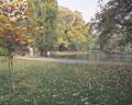 タイトル:ウィーン市立公園