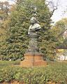 タイトル:ウィーン市立公園の銅像