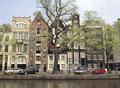 タイトル:アムステルダムの運河