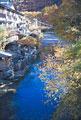 タイトル:湯西川温泉の旅館