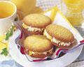 タイトル:パイナップルサンドクッキー