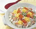 タイトル:鮭のちらし寿司